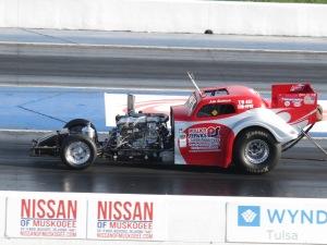 Diesel Race Car